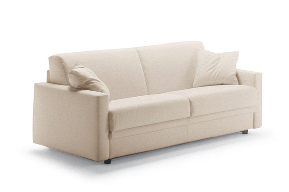 Sofa Bed Mechanism With A Polyurethane Foam Mattress Pocket Spring