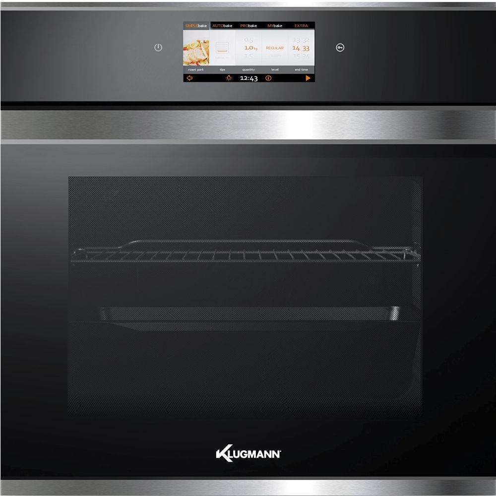 Electric Oven Single Chamber With Grill Built In Ko6145icbl