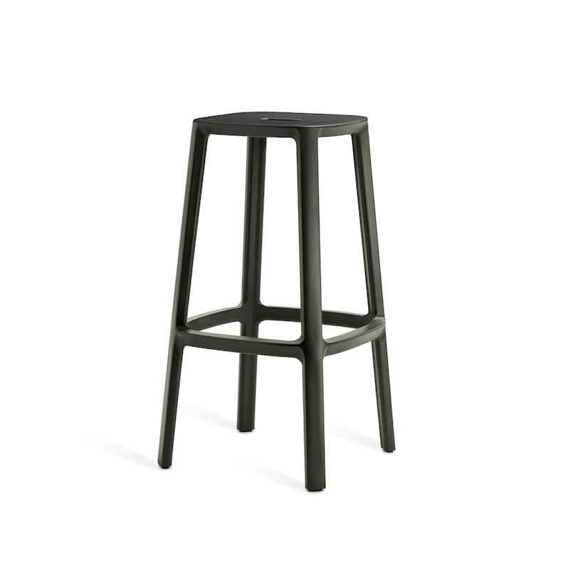 b30c37fb087 contemporary bar stool   polypropylene   contract   for restaurants -  CADREA  TO-1776 by Simone Viola