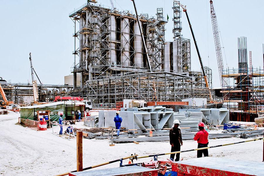 Galvanized steel scaffolding / high / universal - TF2 - Farina Formworks