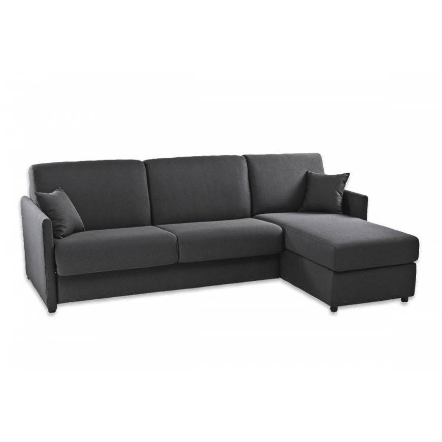 Corner Sofa Bed Contemporary Fabric Xena