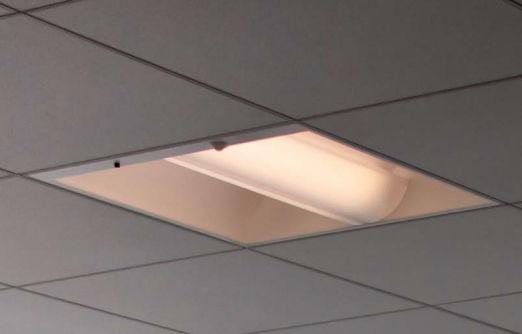 Alter lighting recessed ceiling light fixture fluorescent square alter lighting recessed ceiling light fixture fluorescent square polycarbonate alter lighting aloadofball Images