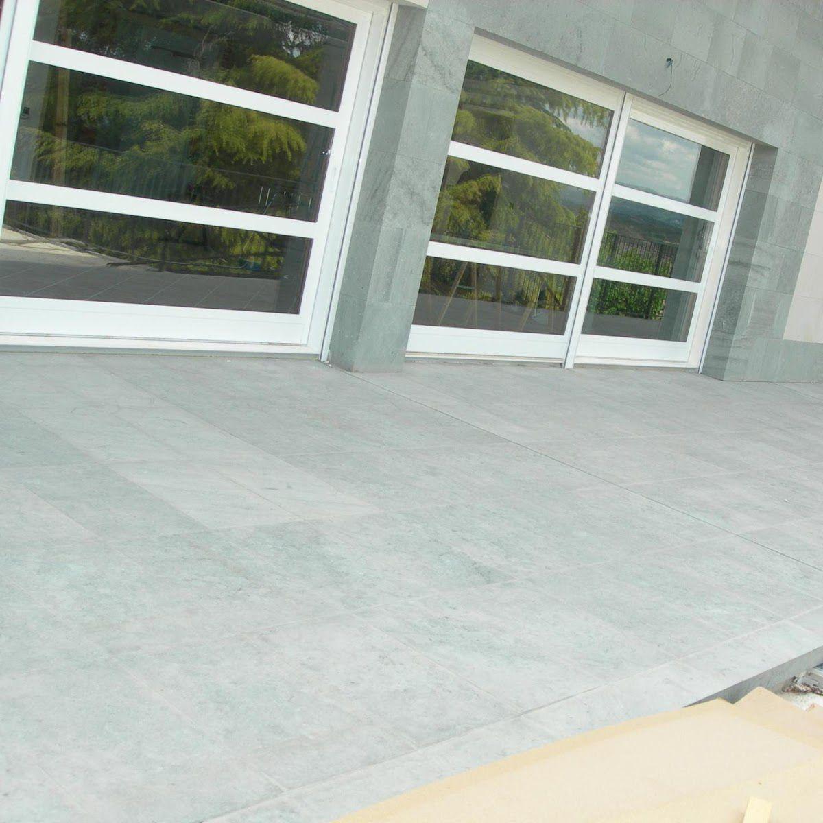 Non-slip tile / outdoor / for floors / sandstone - OCEAN ROSAL ...