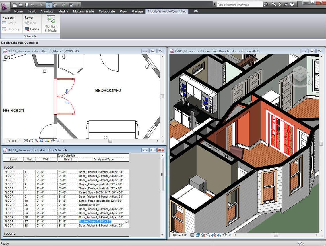 Modeling software / BIM (Building Information Modeling) / for ...