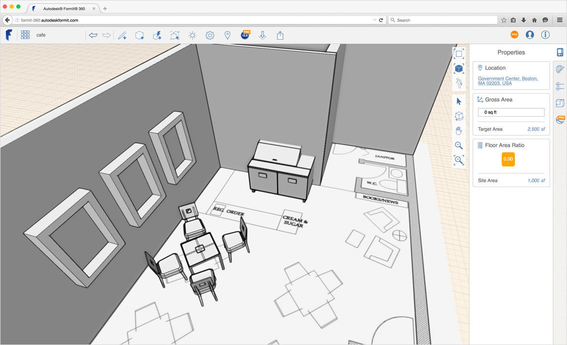 Design Software Modeling For Building Automation Systems 3d Diagram