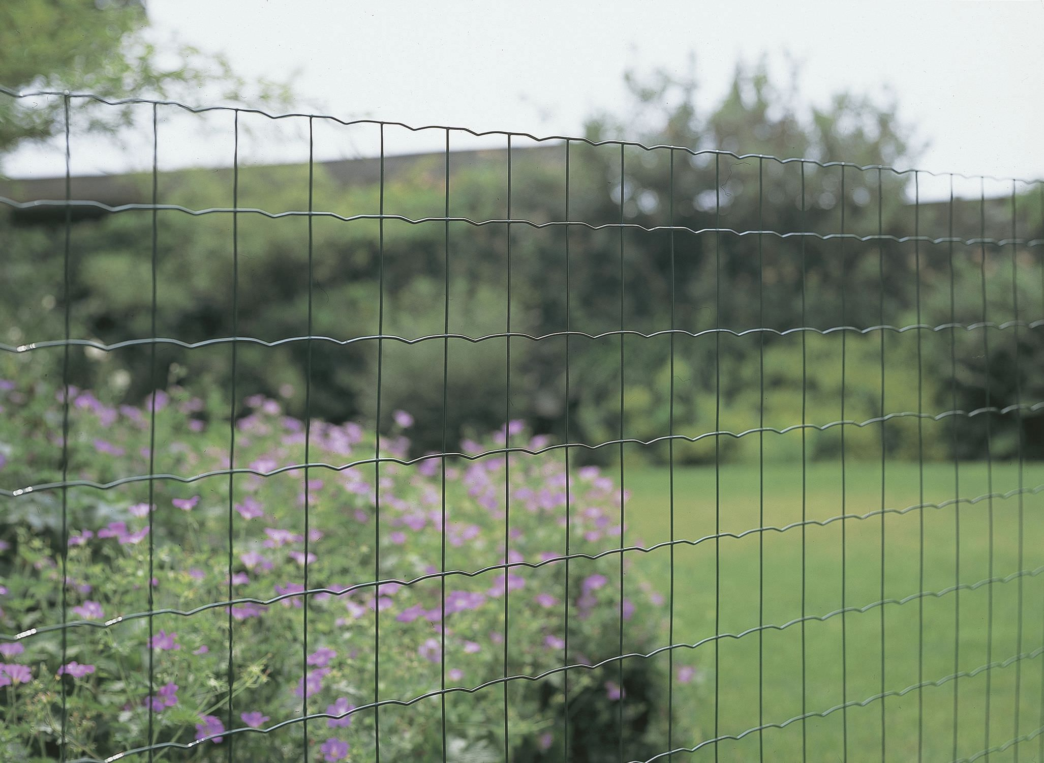 Garden fence wire mesh metal PANTANET LIGHT BETAFENCE