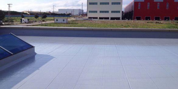 ... Elastomer Waterproofing Membrane / Polymer / Flat Roof / For Balconies  ALPHAHYBRID BTM ...