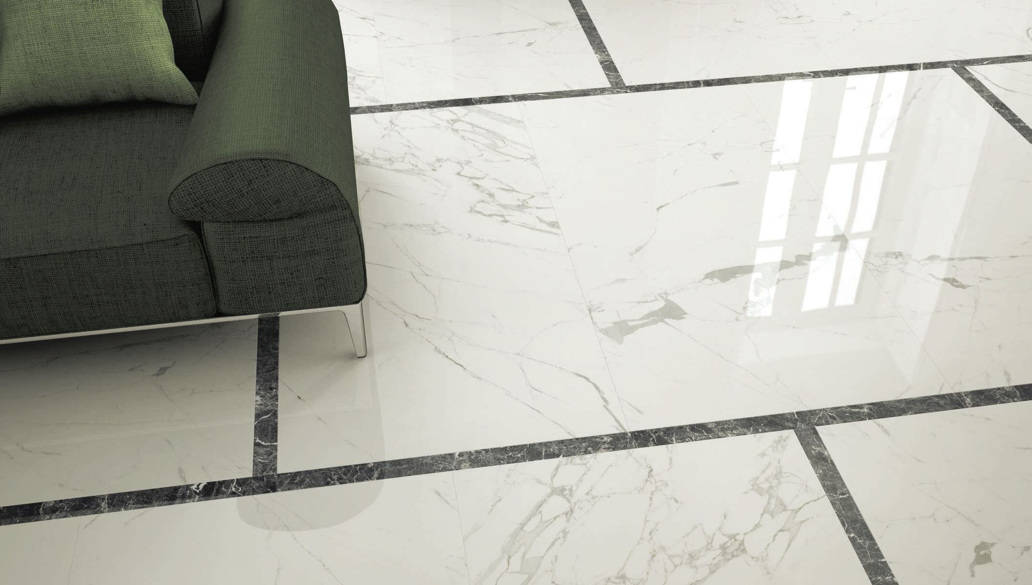 marble look tile indoor for floors porcelain stoneware anima statuario venato