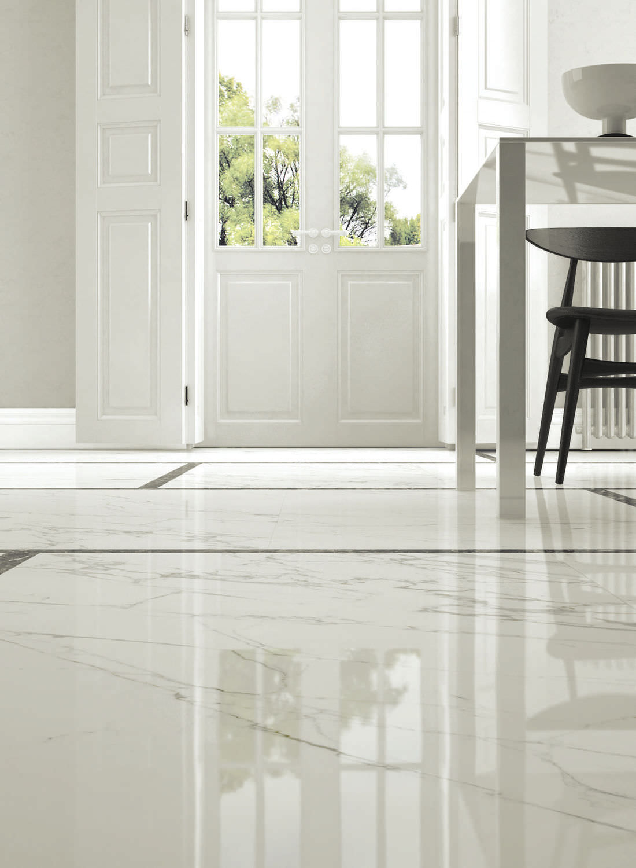 Marble look tile indoor wall floor anima statuario marble look tile indoor wall floor anima statuario venato ceramiche caesar dailygadgetfo Gallery