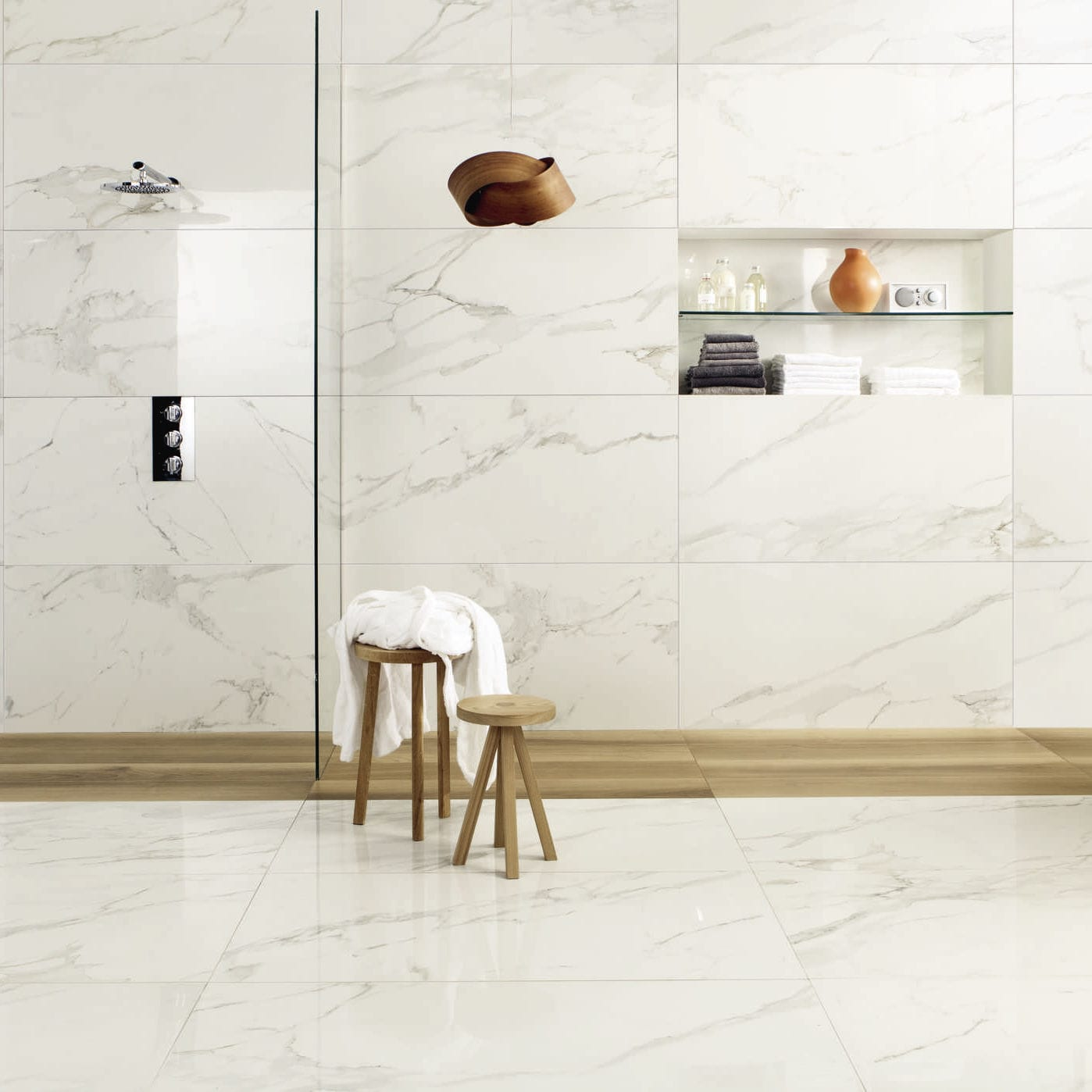 Marble look tile indoor wall floor anima calacatta oro marble look tile indoor wall floor anima calacatta oro dailygadgetfo Images