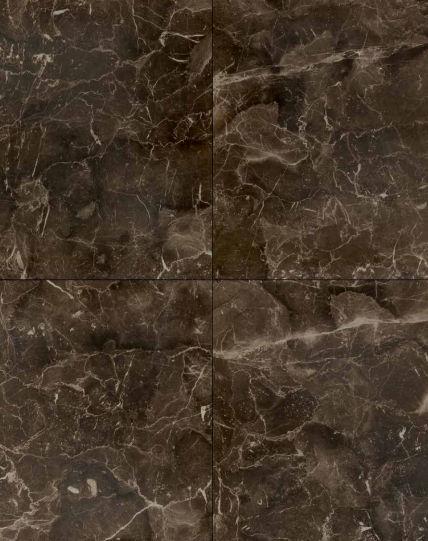 Marble Look Tile Indoor Wall Floor Anima Dark Emperador Ceramiche Caesar
