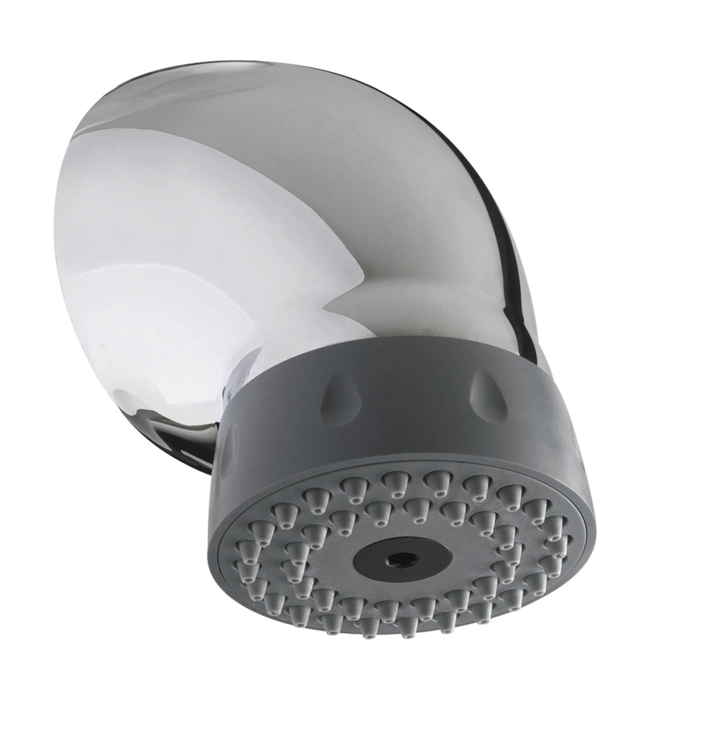 Wall-mounted shower head / round / commercial - 29255 - PRESTO