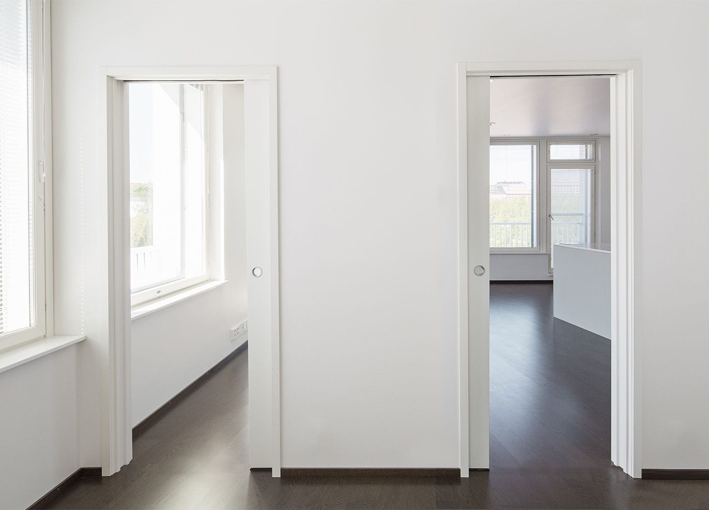 sliding door pocket system · sliding door pocket system & Sliding door pocket system - ECLISSE UNILATERALE - ECLISSE
