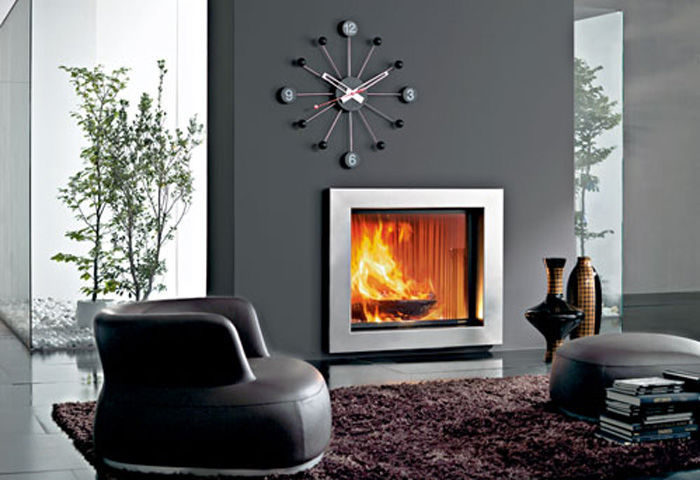 Discover all the information about the product Contemporary fireplace surround / steel / stainless steel BIX BOX - EDILKAMIN and find where you can buy it. Contact the manufacturer directly to receive a quote.