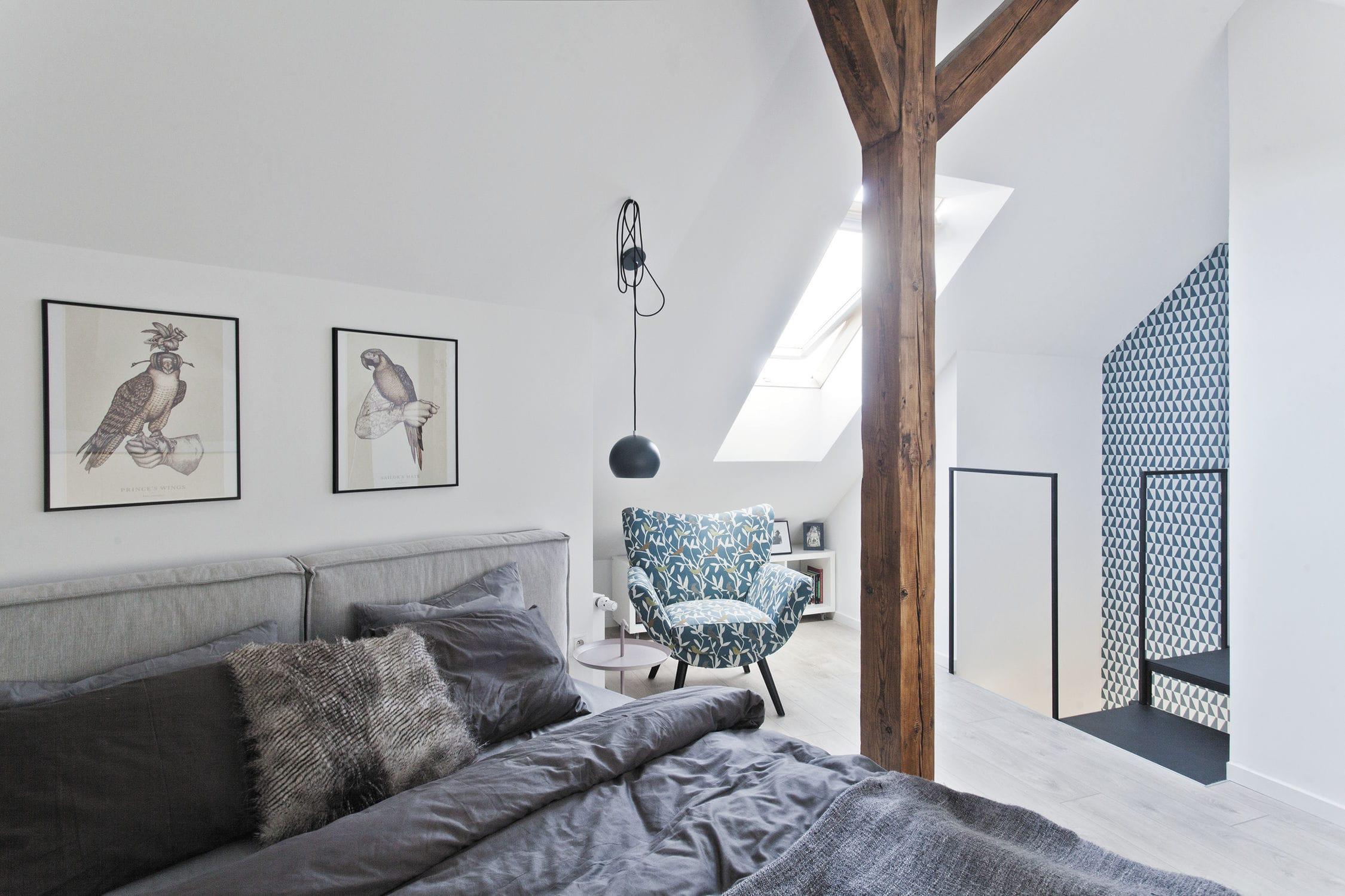 Pivoting roof window / wooden / double-glazed / thermal break - FTP ...