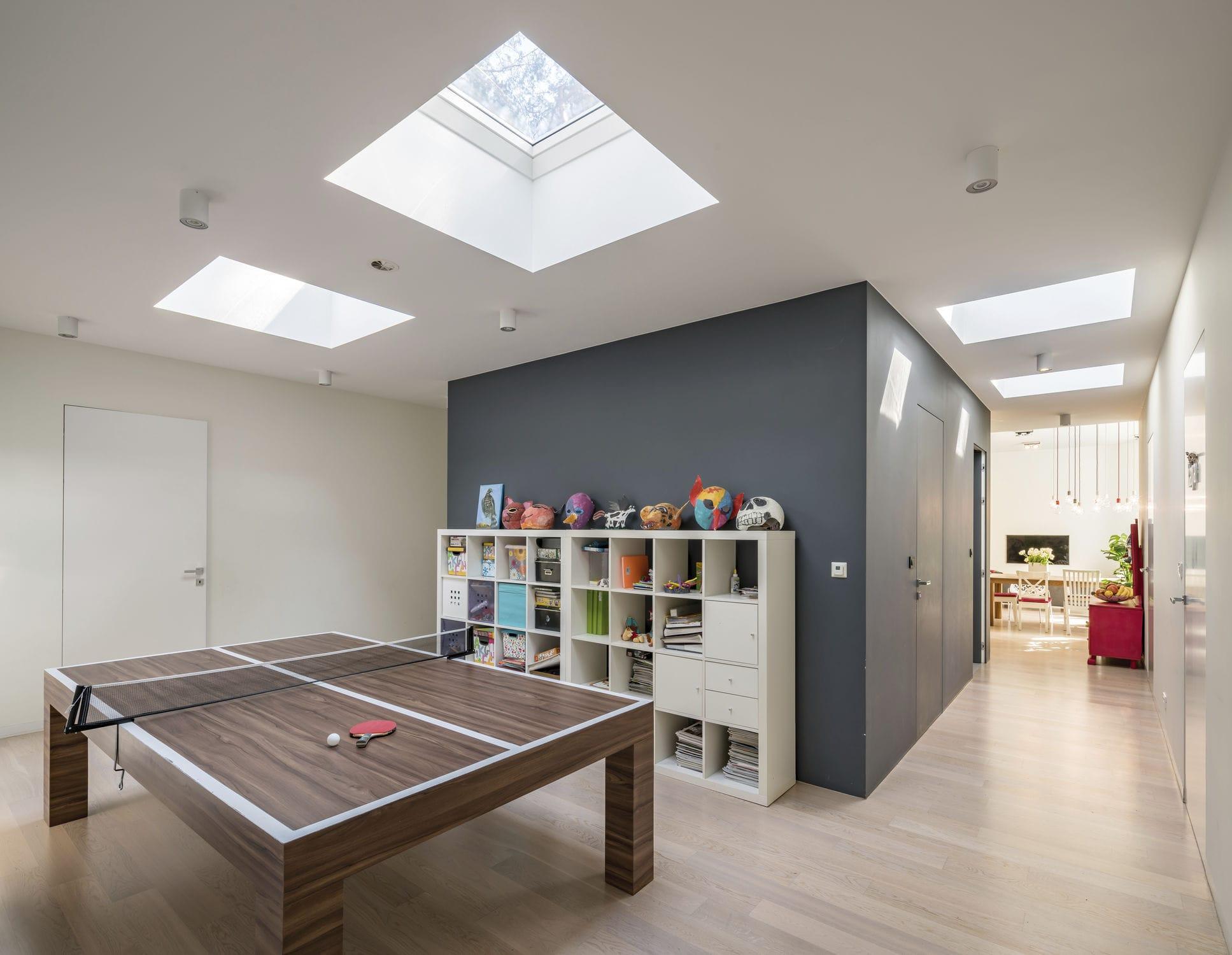 ... Flat Roof Skylight TYPE F FAKRO ...