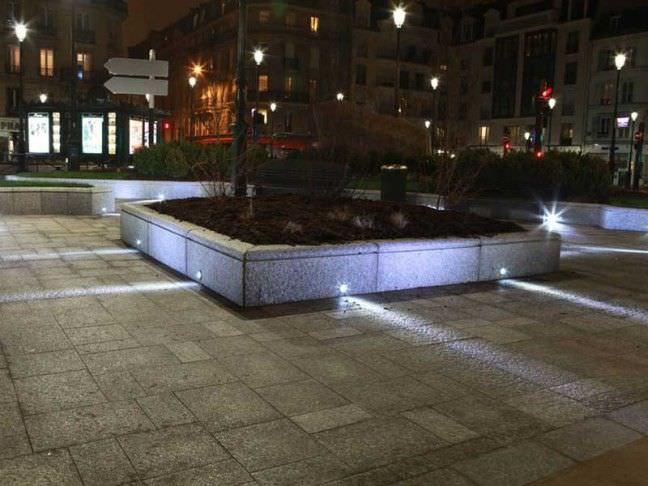 ... Floor spotlight / recessed floor / outdoor / LED X-UP 1 FLUX Lighting ... & Floor spotlight / recessed floor / outdoor / LED - X-UP 1 - FLUX ... azcodes.com
