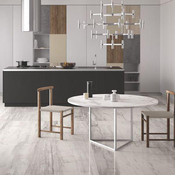 Indoor Tile For Floors Porcelain Stoneware Rectangular