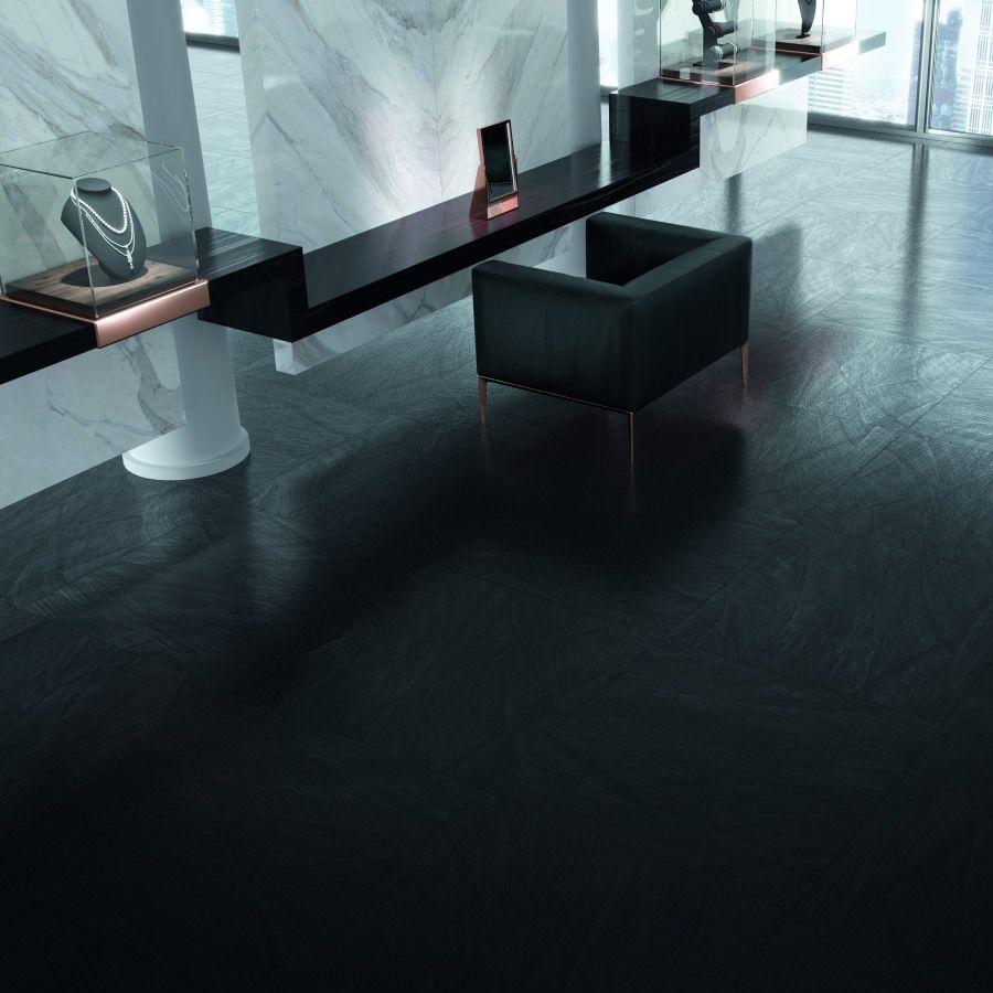 Indoor Tile For Floors Porcelain Stoneware Polished Avenue