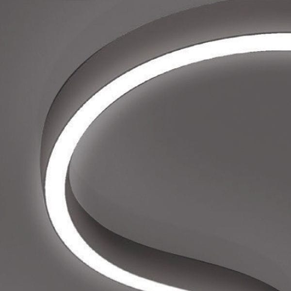Surface-mounted light fixture / LED / flexible / polymer - FILO ...