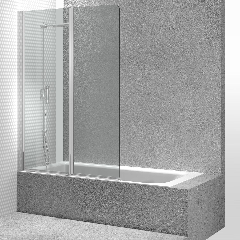 folding bath screen np vismaravetro folding bath screen np