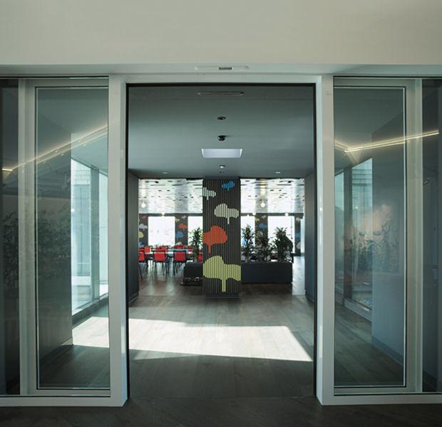 Steel Door Profile Fire Rated