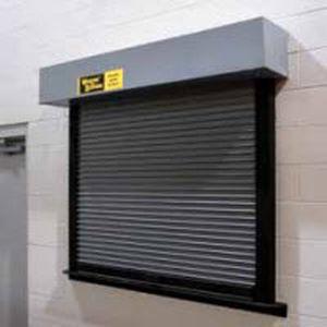 roller shutter / steel / window & Roller shutter / steel / window - FIRESTAR® 540-550 - WAYNE DALTON