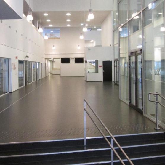 linoleum flooring commercial roll smooth lino art alumino lpx armstrong dlw - Linoleum Flooring Rolls
