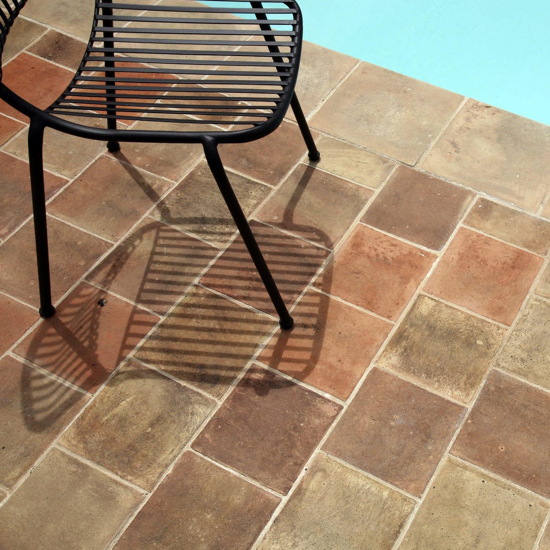 Terracotta Kitchen Floor Outdoor Tile Kitchen For Floors Terracotta Antiquaire