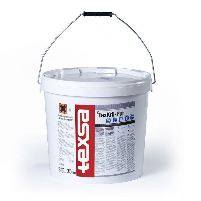 Roof liquid waterproofing / polyurethane / acrylic resin - TEXKRIL
