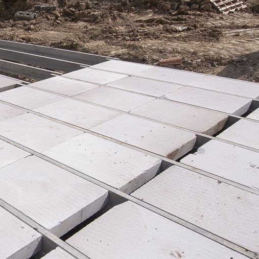 lightweight concrete block / for load-bearing walls / for foundations / for flooring - DUROX SUPABLOC & Lightweight concrete block / for load-bearing walls / for ...