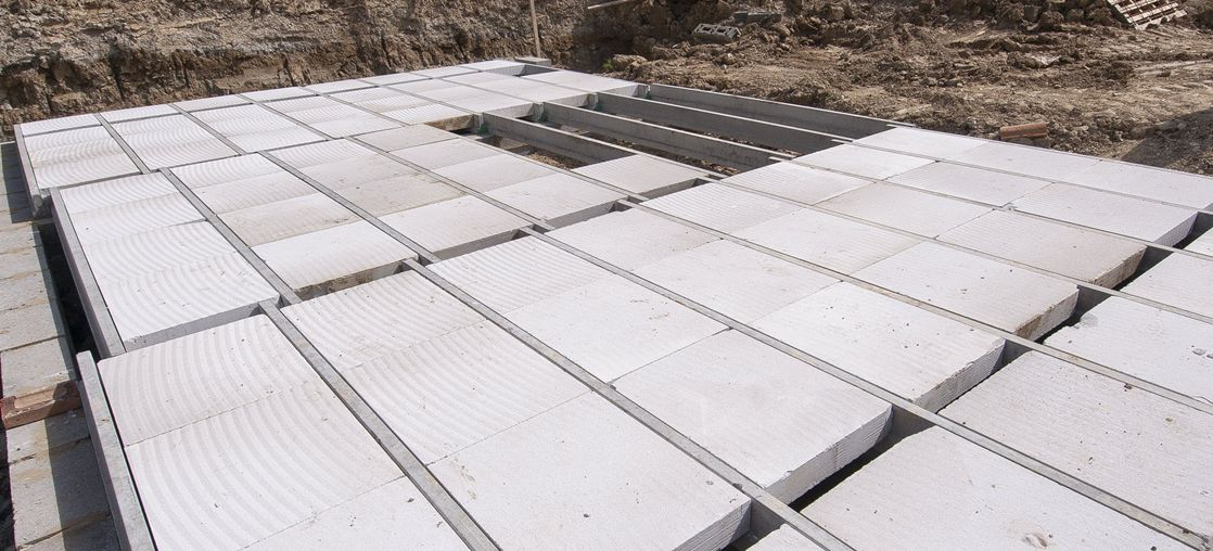 lightweight concrete block / for load-bearing walls / for foundations / for flooring ... & Lightweight concrete block / for load-bearing walls / for ...