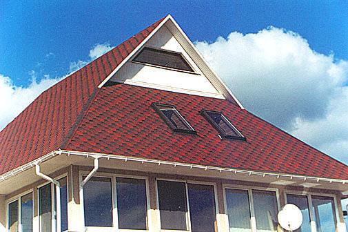 ... Roof Shingle PREMIUM MOSAIK TEGOLA CANADESE