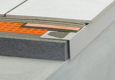 Flat Roof Flashing   SCHLÜTER® BARA RW