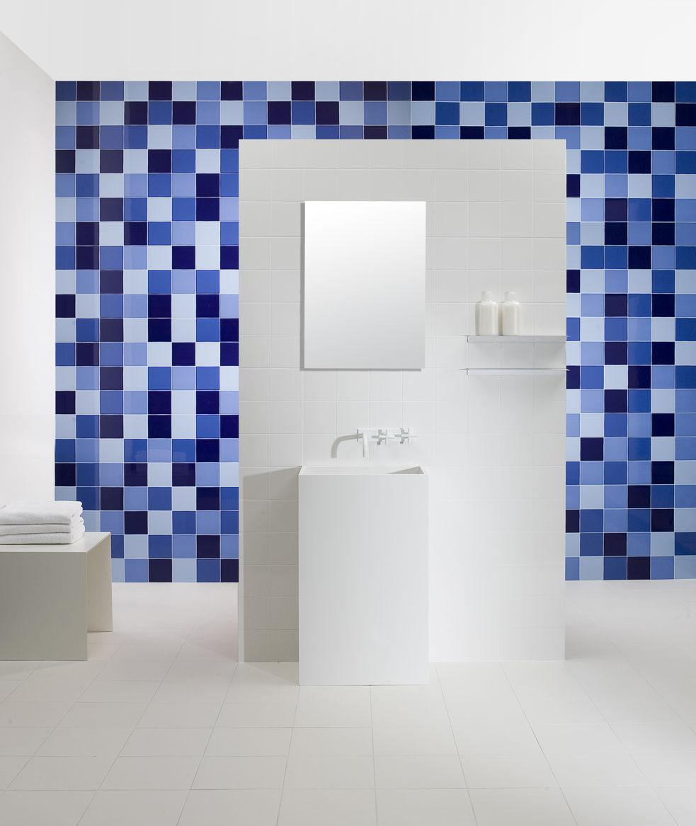 Bathroom tile / floor / ceramic / plain - MOSA COLORS - Royal Mosa