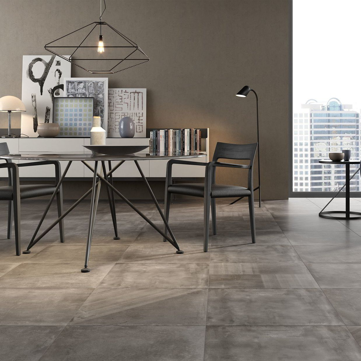 Indoor Tile Outdoor Wall Floor Basic Concrete