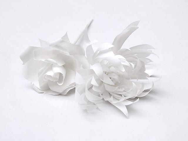 Aluminum sculpture paper for public buildings flowers aluminum sculpture paper for public buildings mightylinksfo