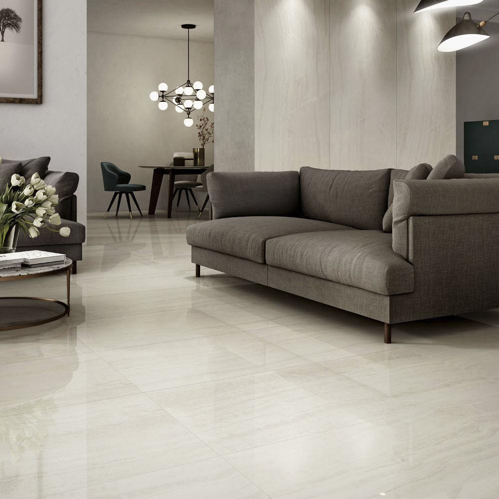 Indoor Tile Floor Wall Porcelain Stoneware Trilogy 03