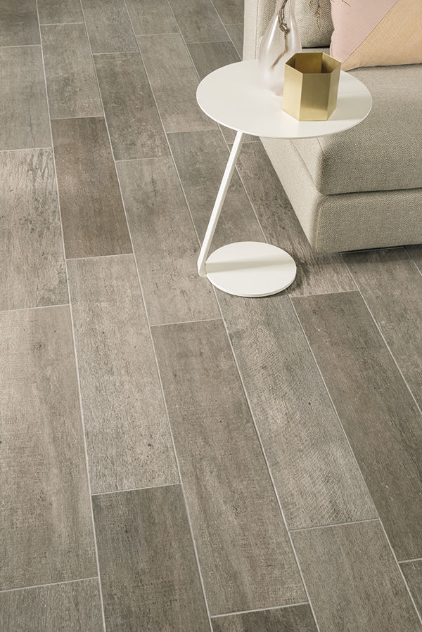 floor tile porcelain stoneware wood look parquet look wood trend elm panaria