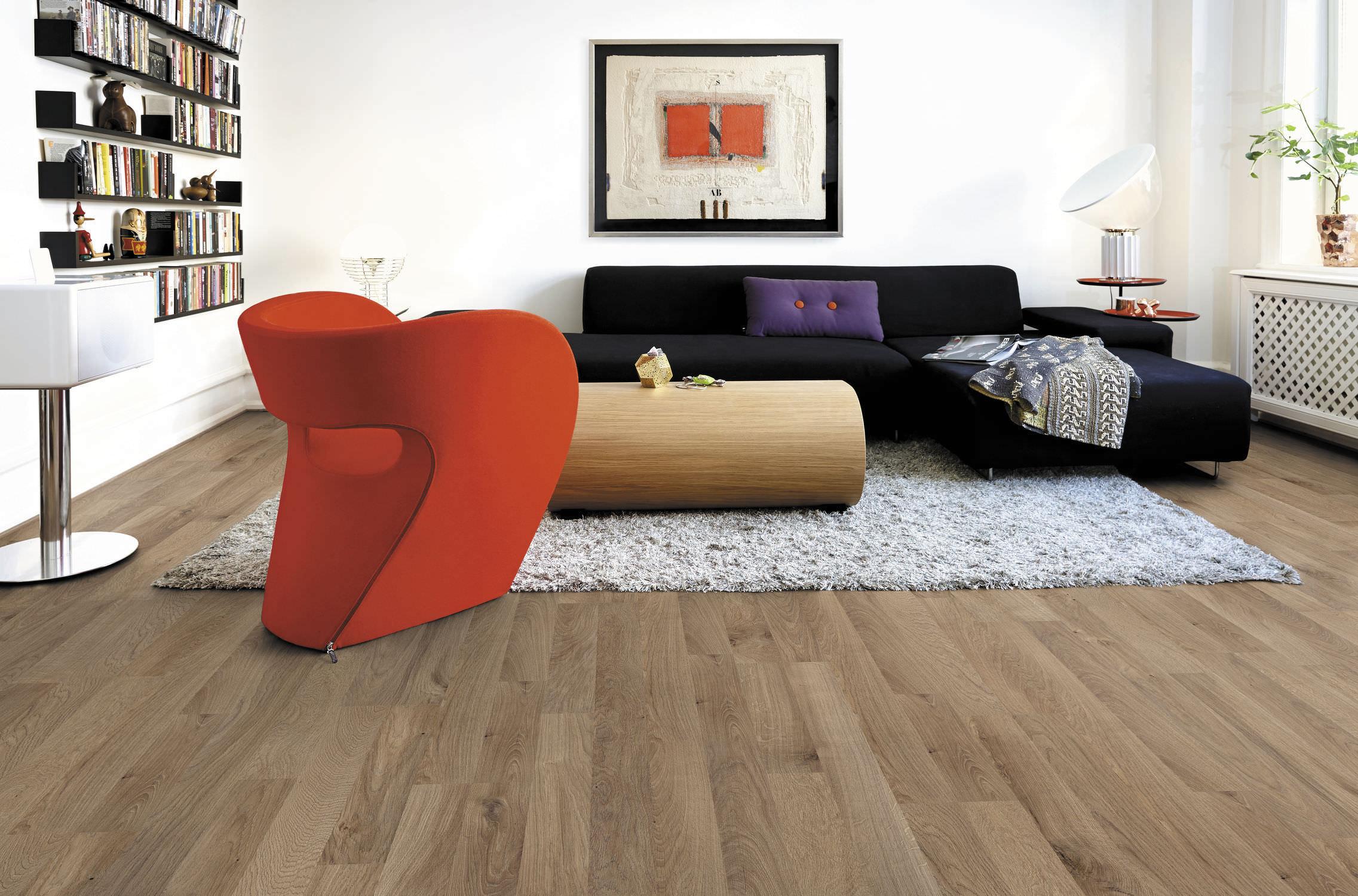 Hdf Laminate Flooring Fit Wood Look For Public Buildings Kashmere Oak L0201 01798