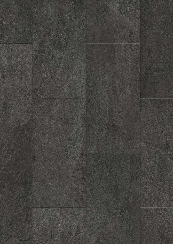 Vinyl flooring residential tile matte black scivaro slate vinyl flooring residential tile matte black scivaro slate v2120 40035 pergo dailygadgetfo Choice Image