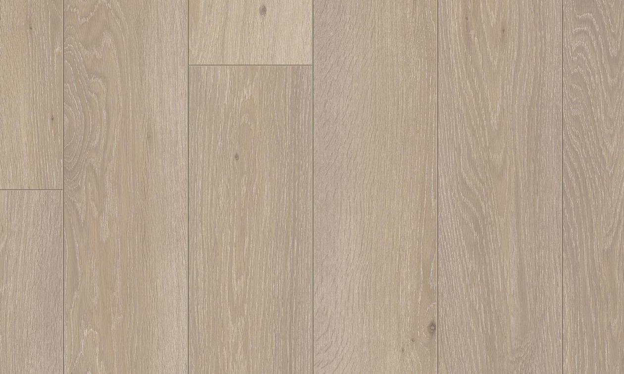 HDF laminate flooring / click-fit / wood look / commercial ...