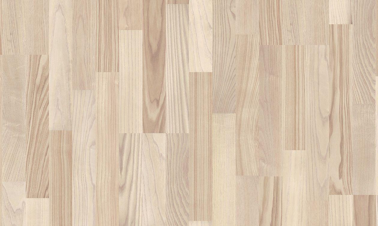 HDF Laminate Flooring Click Fit Wood Look For Public Buildings