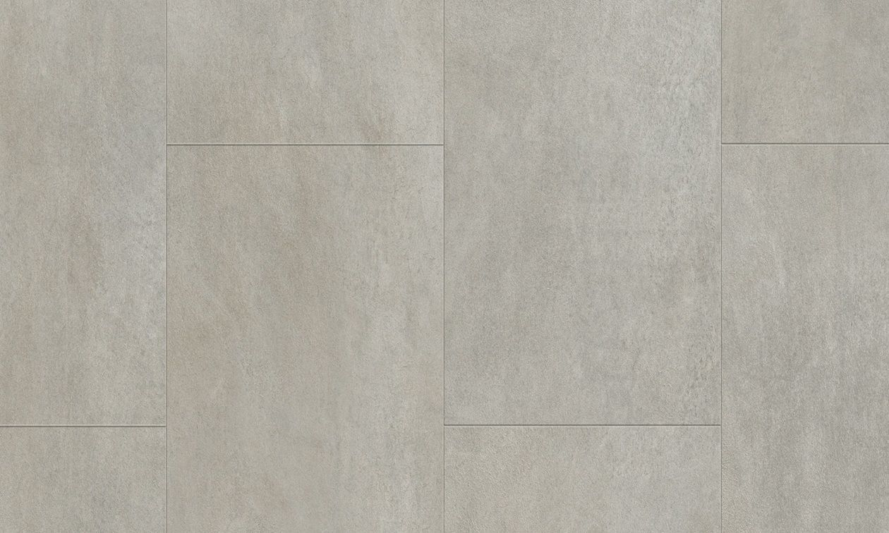 Tile Look Vinyl Part - 42: ... Vinyl Flooring / Residential / Tile / High-gloss WARM GREY CONCRETE  V2120-40050