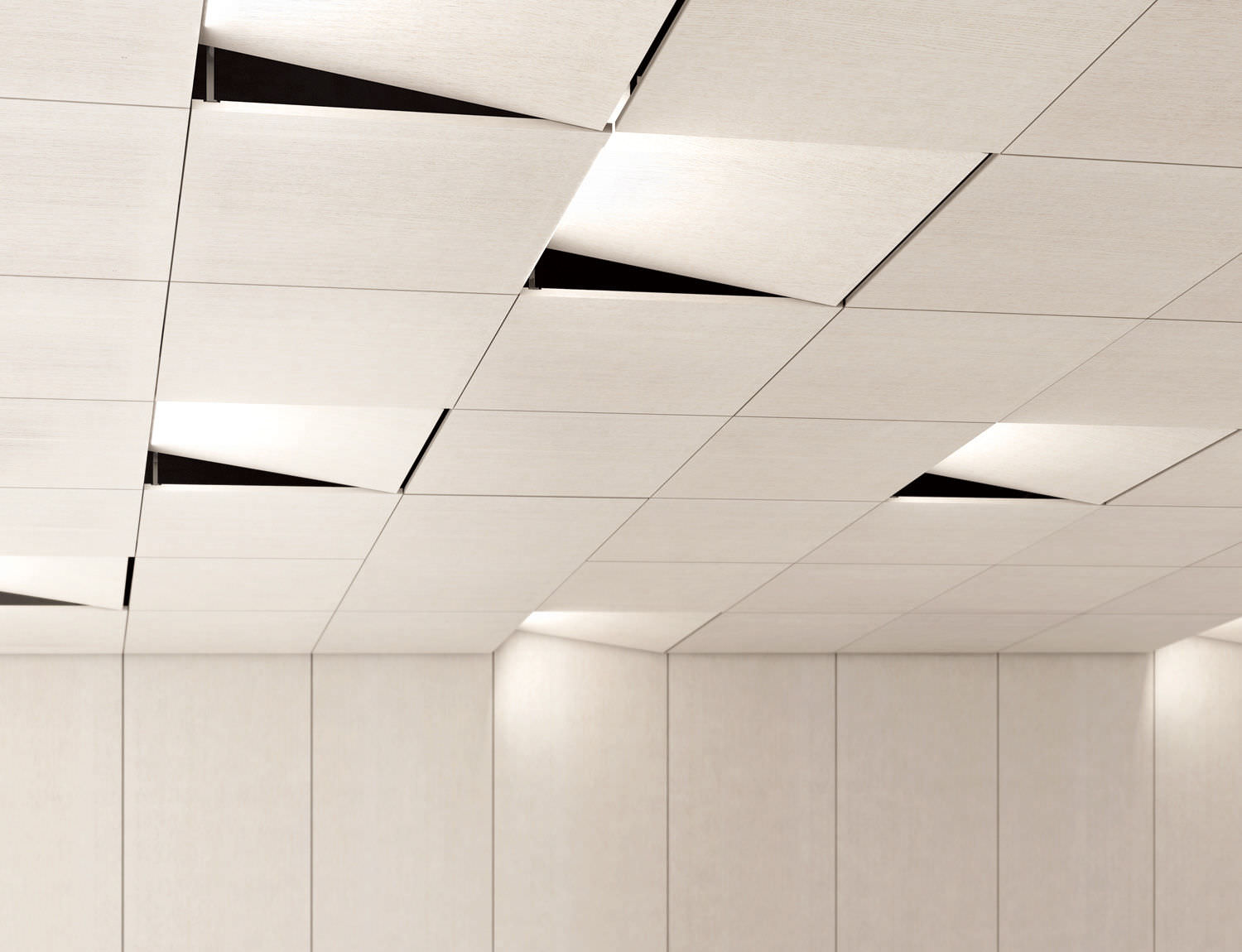 Wooden suspended ceiling tile acoustic tectonique 55 wooden suspended ceiling tile acoustic tectonique 55 glissement dailygadgetfo Images