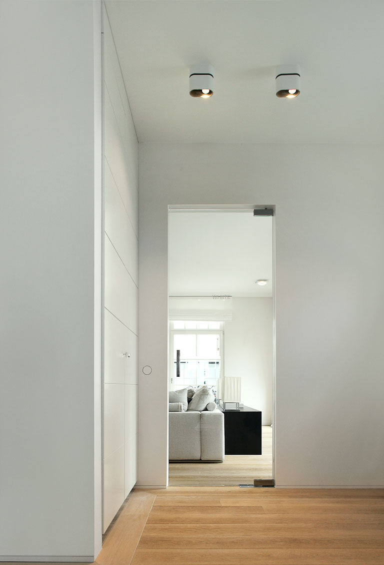 Ceiling-mounted spotlight / recessed ceiling / indoor / LED ...