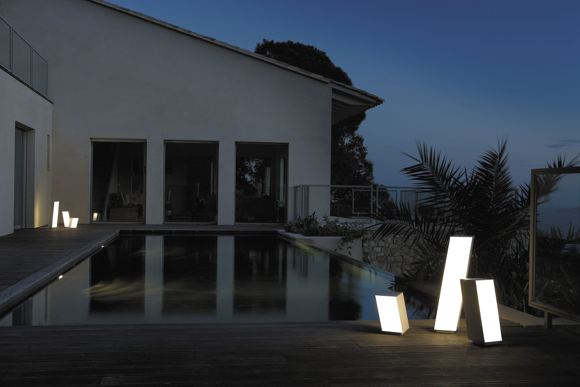 garden bollard lighting. garden bollard light contemporary polycarbonate led fall modular lighting instruments