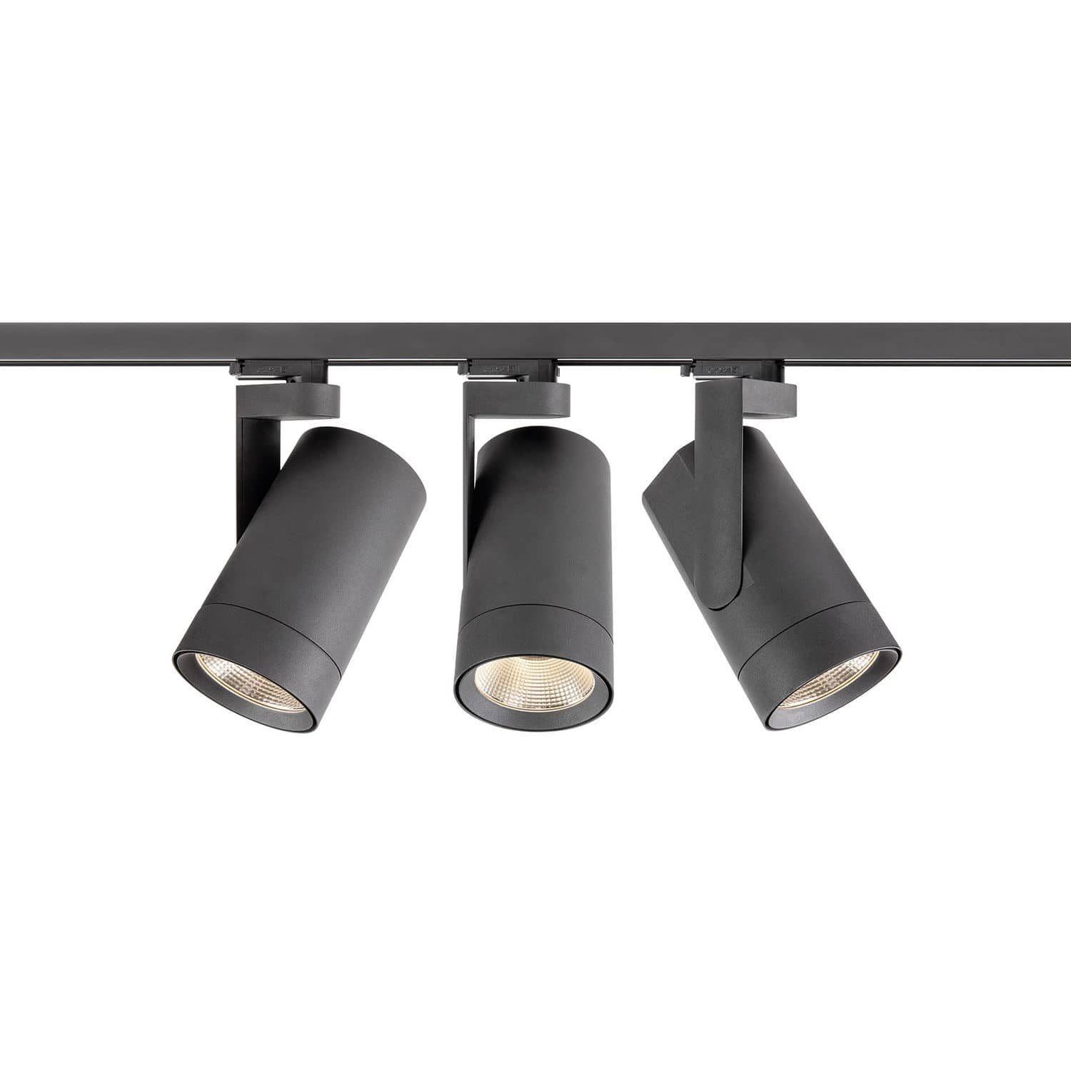 Led track light round metal commercial kanon modular led track light round metal commercial aloadofball Image collections