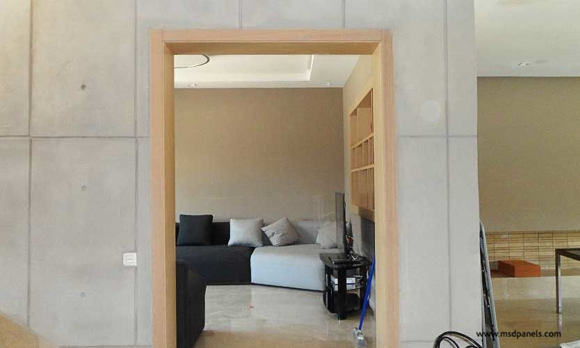 ... Composite Wall Cladding / Polyester / Outdoor / Indoor ...