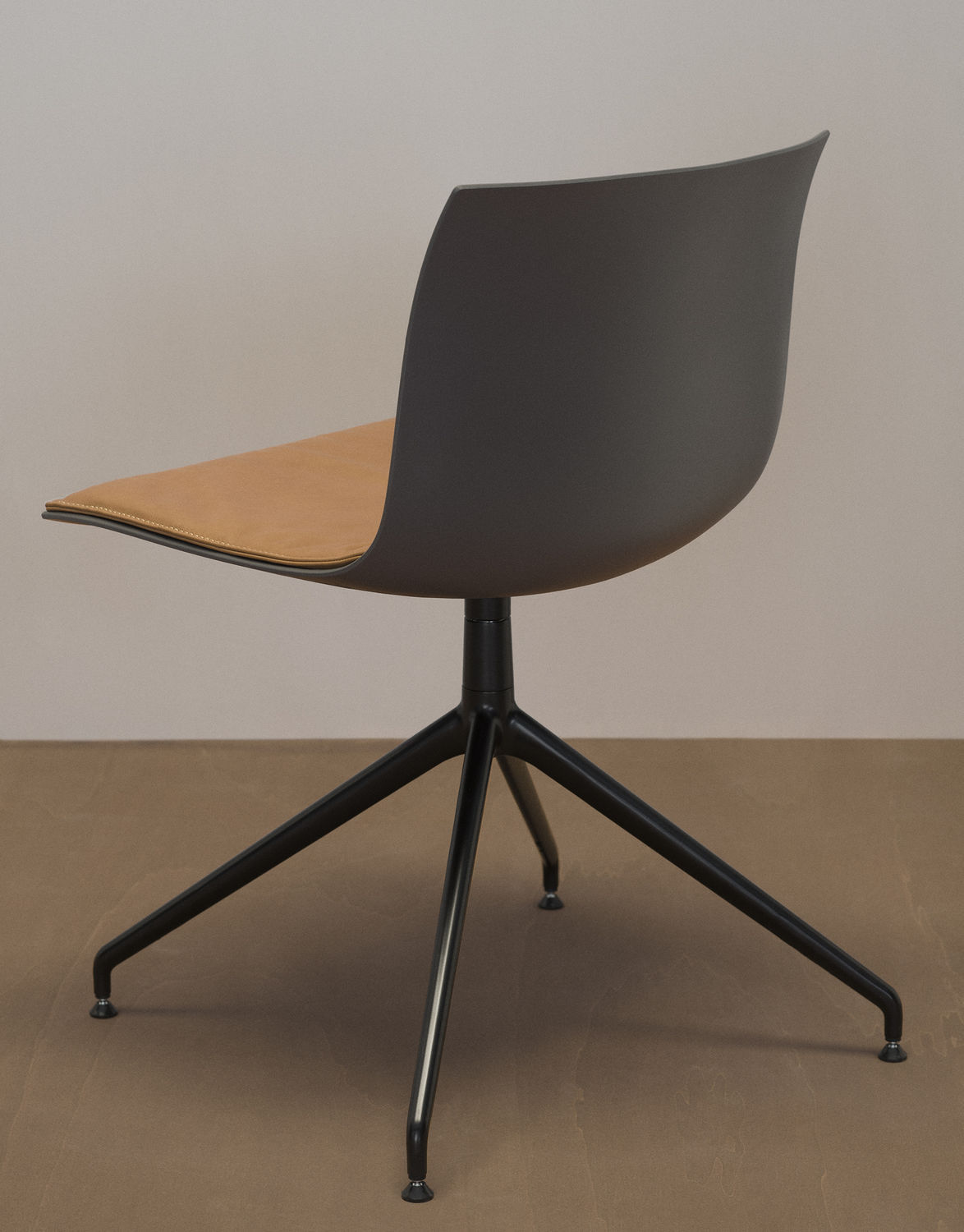 contemporary chair  fabric  leather  steel  catifa  new  -  contemporary chair  fabric  leather  steel catifa  new editionarper